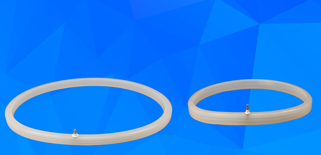 Silicone Inflatable Gaskets